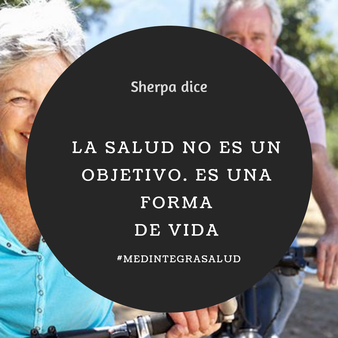 Sherpa Salud dice