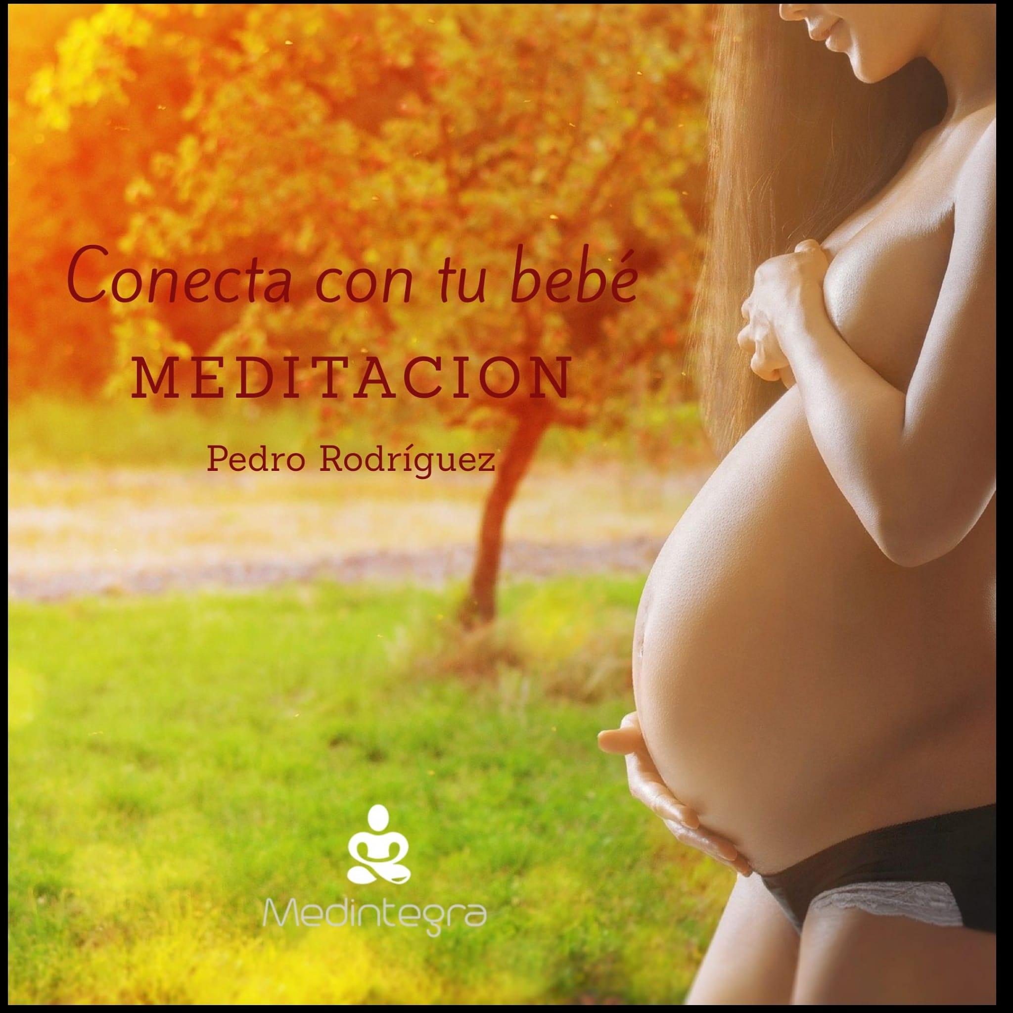 Meditación bebes de Pedro Rodríguez