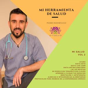 libros de pedro rodriguez de medicina integrativa