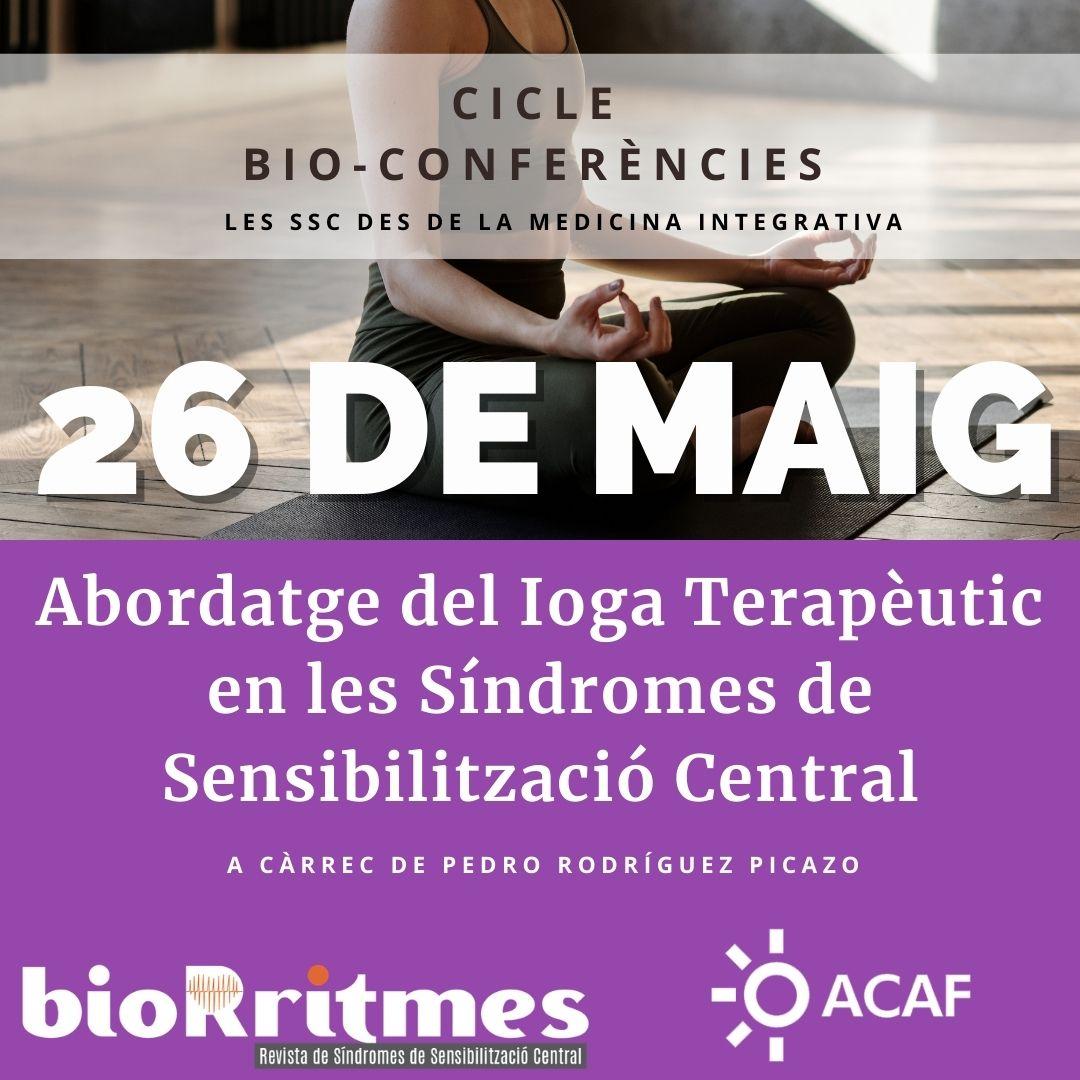conferencia yoga y fibromialgia