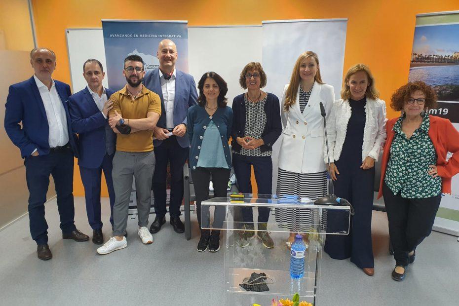 pedro rodriguez en congreso medicina integrativa barcelona